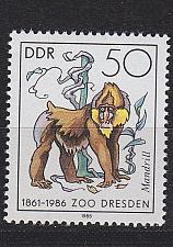Buy GERMANY DDR [1986] MiNr 3021 ( **/mnh ) Tiere