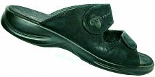 Buy ECCO Women's Black Nubuck Leather Comfort Mule Sandals Size EUR 41 10 - 10.5