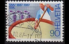 Buy SCHWEIZ SWITZERLAND [1987] MiNr 1353 ( O/used )