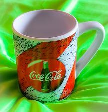 Buy OFFICIALLY LICENSED COCA-COLA 8 OZ GRAPHIC COLLECTORS MUG