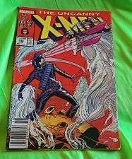 Buy THE UNCANNY X-MEN #230 Christmas Issue New Mutants ! VF+