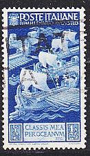 Buy ITALIEN ITALY [1937] MiNr 0583 ( O/used ) Schiffe
