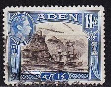Buy ADEN [1939] MiNr 0024 ( O/used )