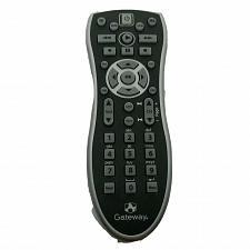 Buy Genuine Gateway DVD Remote Control 1174BA1-001-R Tested Works