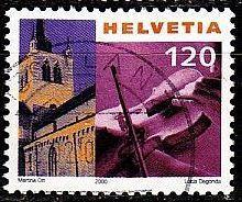 Buy SCHWEIZ SWITZERLAND [2000] MiNr 1727 ( O/used )