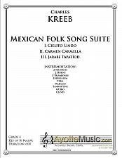 Buy Traditional - Mexican Folk Song Suite