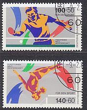 Buy GERMANY BUND [1989] MiNr 1409-09 ( O/used ) Sport