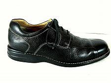 Buy Johnston Murphy Black Leather Lace Up Casual Oxfords Shoes Men's 11 M (SM1)