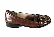 Buy Life Stride Soft System Brown Loafers Slip On Flats Shoes Women's 9 M (SW6)