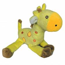 Buy Fisher Price Yellow Spotted Lovey Plush Stuffed Animal 453729 2011 7""