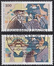 Buy GERMANY BUND [1994] MiNr 1734-35 ( O/used )