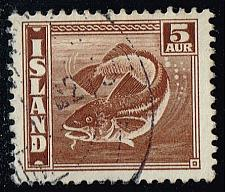 Buy Iceland #219c Codfish; Used (1.40) (3Stars) |ICE0219c-02XRS