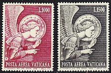 Buy VATIKAN VATICAN [1968] MiNr 0536-37 ( **/mnh )
