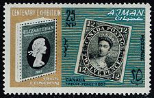 Buy Ajman #40 Canada Stamp; MNH (4Stars) |AJM0040-01XRS