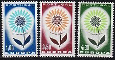 Buy PORTUGAL [1964] MiNr 0963-65 ( **/mnh ) CEPT