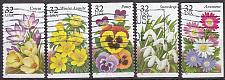 Buy USA [1996] MiNr 2685-89 ( O/used ) [01] Blumen