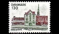 Buy DÄNEMARK DANMARK [1976] MiNr 0620 ( **/mnh ) Architektur