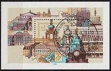 Buy GERMANY DDR [1979] MiNr 2443 Block 55 ( O/used ) Bauwerke