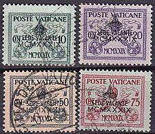 Buy VATIKAN VATICAN [1939] MiNr 0073 ex ( O/used ) [01]