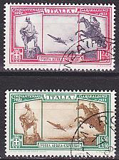 Buy ITALIEN ITALY [1932] MiNr 0406-07 ( O/used )