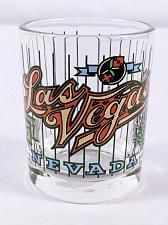 "Buy Las Vegas Nevada Cards Dice 777 2.5"" Collectible Shot Glass"