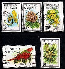Buy TRINIDAD TOBAGO [1983] MiNr 0479 ex ( O/used ) [01] Blumen