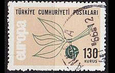 Buy TÜRKEI TURKEY [1965] MiNr 1962 ( O/used ) CEPT