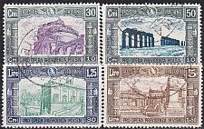 Buy ITALIEN ITALY [1930] MiNr 0333-36 ( O/used )