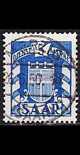 Buy GERMANY Saar [Dienst] MiNr 0037 ( O/used )