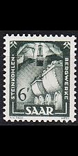 Buy GERMANY Saar [1949] MiNr 0277 ( **/mnh )
