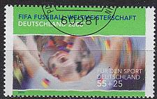 Buy GERMANY BUND [2003] MiNr 2325 ( O/used ) Fußball