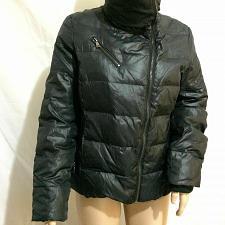 Buy Andrew Marc New York Duck Down Feather Winter Women Coat Jacket Black Size S