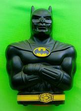 Buy COOL 1992 DC COMICS BATMAN COLLECTORS PLASTIC COIN BANK