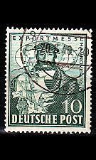 Buy GERMANY Alliiert AmBri [1949] MiNr 0103 ( O/used )