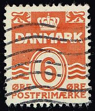Buy Denmark #224C Numeral; Used (2Stars) |DEN0224C-04XRS