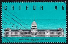 Buy KANADA CANADA [1990] MiNr 1181 II ( O/used ) Bauwerke