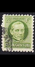 Buy KUBA CUBA [1917] MiNr 0045 ( O/used )