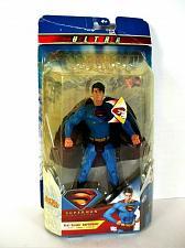 Buy Ultra Superman Returns 2006 Heat Vision Mattel Superman Action Figure NEW