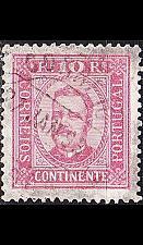 Buy PORTUGAL [1892] MiNr 0067 yB ( O/used )