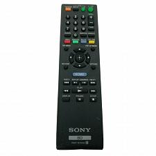 Buy Genuine Sony TV Blu-Ray Remote Control BD RMT-B104A Tested Works