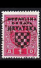 Buy KROATIEN CROATIA [Porto] MiNr 0002 ( O/used )