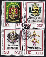 Buy GERMANY DDR [1990] MiNr 3306-09 4er ( O/used ) Briefmarken
