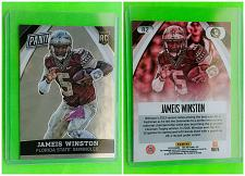 Buy NFL JAMEIS WINSTON FLORIDA STATE 2015 PANINI ROOKIE #82 MINT