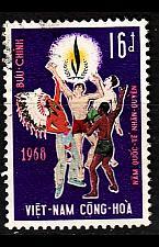 Buy VIETNAM SÜD SOUTH [1968] MiNr 0413 ( O/used )