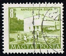 Buy Hungary #1048 Day Nursery in Ozd; CTO (0.25) (2Stars) |HUN1048-01