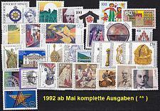 Buy GERMANY BUND [1992] Jahr ex ( **/mnh ) [02]