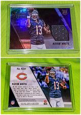 Buy Nfl Kevin White Chicago bears 2015 Panini Rookie & Stars Game Worn Jersey Mnt