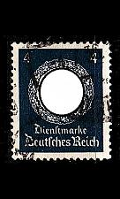 Buy GERMANY REICH Dienst [1934] MiNr 0133 ( O/used )