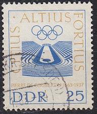 Buy GERMANY DDR [1963] MiNr 0940 ( OO/used ) Olympiade