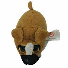 "Buy Ty Teeny Ty Diggs Brown Boxer Dog Plush Stuffed Animal 2016 4.25"""